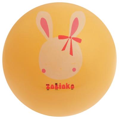 Мяч детский «Заяц», d=22 см, 60 г - Фото 1