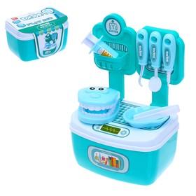 Игровой набор «Домашний доктор», в чемодане Ош