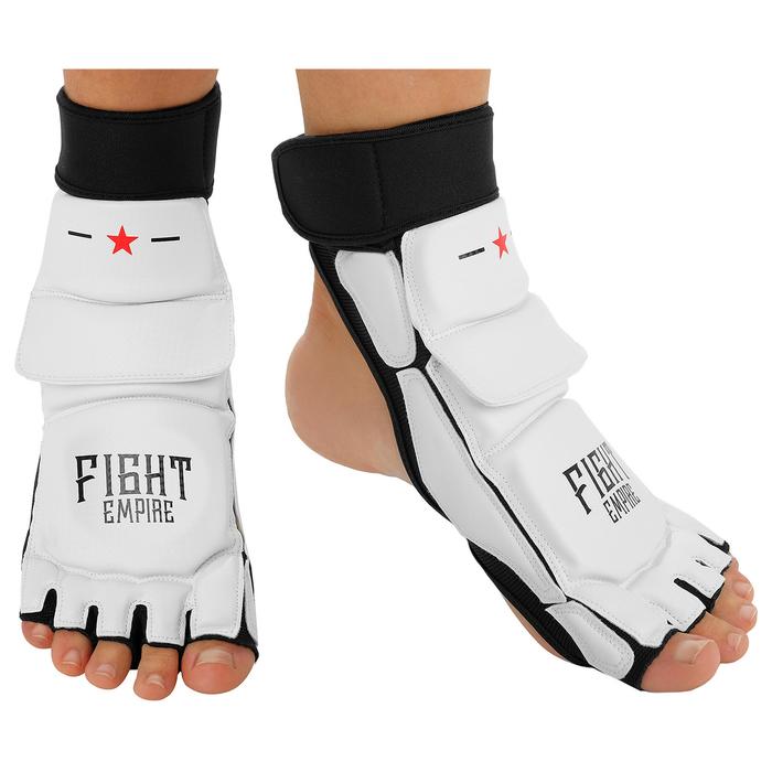 Защита стопы для тхэквондо FIGHT EMPIRE, размер S