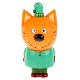 Игрушка для купания «Три Кота. Компот», в сетке