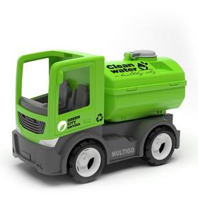 Игрушка «Городской грузовик», с цистерной