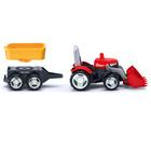 Игрушка «Трактор», с дополнительным прицепом
