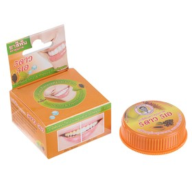 Зубная паста 5 Star Cosmetic с травами и экстрактом папайи, 25 г