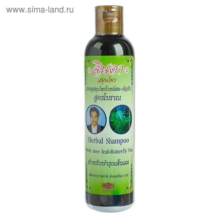 Шампунь от выпадения волос Jinda травяной, 250 мл
