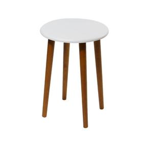 Табурет «Орион», 345 × 345 × 480 мм, цвет белый