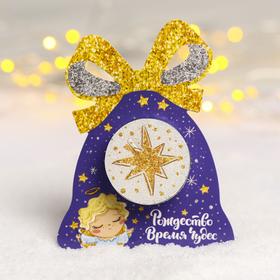 Рождественская свеча «Чудесный ангел» Ош
