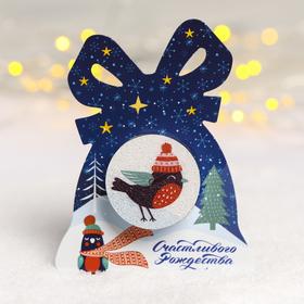Рождественская свеча «Снегирь» Ош