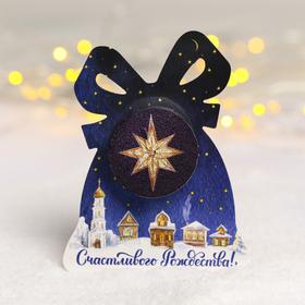 Рождественская свеча «Волшебных мгновений» Ош