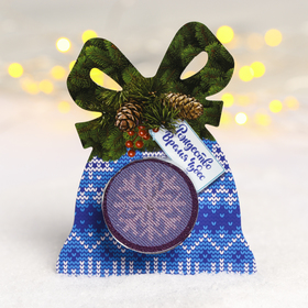 Рождественская свеча «Уютное Рождество» Ош