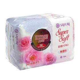 Ежедневные гигиенические прокладки Super Soft, 15 см, 36 шт
