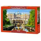 Пазл 500 элементов «Петергофский дворец»
