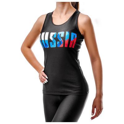 Майка-борцовка «Россия», размер 34 - Фото 1