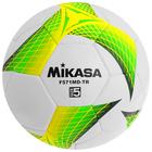 Мяч футбольный MIKASA F571MD-TR-G, размер 5, PVC, ручная сшивка, 32 панели, 3 подслоя