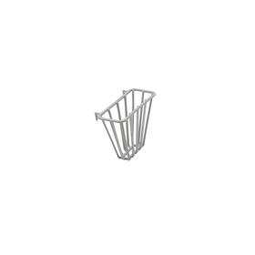 Кормушка для сена пластиковая, 9,5 х 7,5 х 5 см, микс цветов Ош