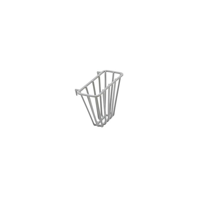 Кормушка для сена пластиковая, 9,5 х 7,5 х 5 см, микс цветов