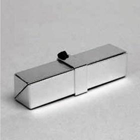 Удлинитель квадратный, (901/А), 20*20мм, цвет хром Ош