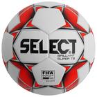 Мяч футбольный SELECT Brillant Super FIFA TB, размер 5, FIFA, PU, термосшивка, 32 панели, 810316-003