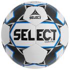 Мяч футбольный SELECT Contra IMS, размер 5, IMS, PU, ручная сшивка, 32 панели, 812310-102