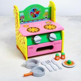 Игровой набор «Кухня-Жираф» 27×21×7 см Ош