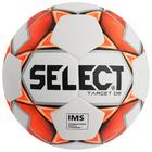 Мяч футбольный SELECT Target DB, размер 5, IMS, PU, гибридная сшивка, 32 панели, 3 подслоя, 815217-106