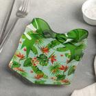 Блюдо сервировочное Доляна «Подарок. Тропики», 15,1×17,3 см - Фото 2