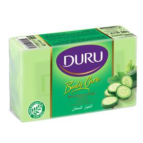 Мыло для душа DURU «Огурец», 160 г