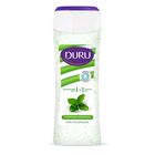 Гель для душа DURU 1+1 «Зелёный чай», 250 мл