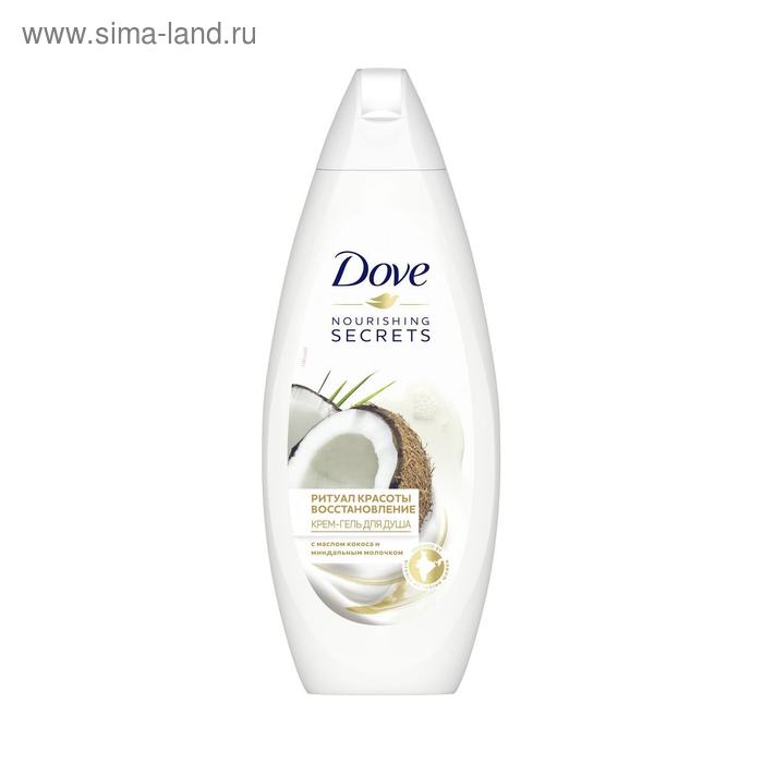 Крем-гель для душа Dove «Ритуал Красоты», восстановление, 250 мл