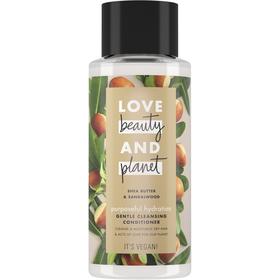 Кондиционер для волос Love Beauty and Planet «Счастье и увлажнение», 400 мл