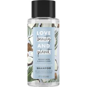 Шампунь Love Beauty and Planet «Объём и щедрость», 400 мл
