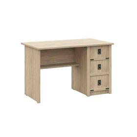 Стол письменный «Валенсия», 3 ящика, 1200 × 680 × 760 мм, цвет дуб сонома