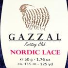 "Пряжа ""Nordic Lace"" 48% акрил, 31% полиамид, 21% шерсть 115м/50гр (5019) - Фото 3"