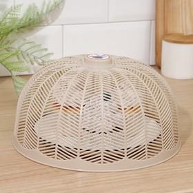 Крышка для защиты от насекомых 26 см, цвет МИКС