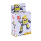 Конструктор «Робот», 32 детали