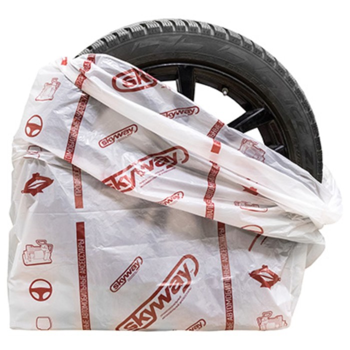 Мешки для хранения колес Skyway R12-16, 88х88 см, комплект 4 шт