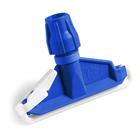 Флаундер TTS Mop clamp с полипропиленовой защёлкой, 17,5х14 см, цвет синий