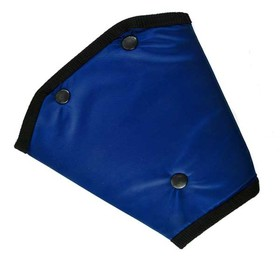 Адаптер ремня безопасности детский Skyway брезент синий Ош