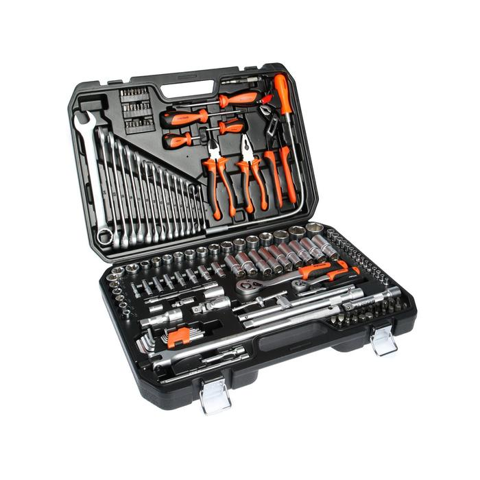 Набор инструмента AV Steel AV-011147, 147 профессиональных предметов