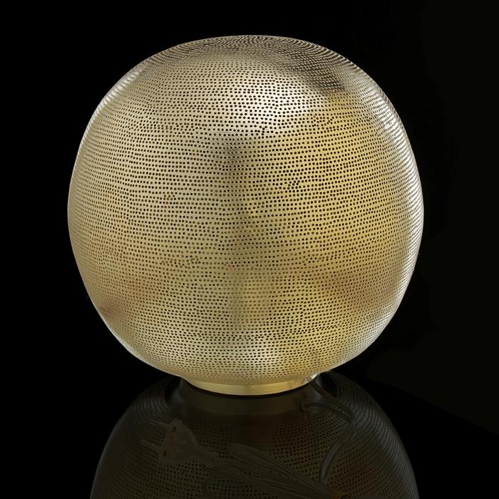 """Лампа настольная """"Ball"""" средняя, от сети"""