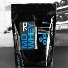 Протеин MD Whey 70% белка молочной сыворотки 300 г. Земляника со сливками