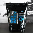 Протеин MD Whey 70% белка молочной сыворотки 300 г. Шоколад