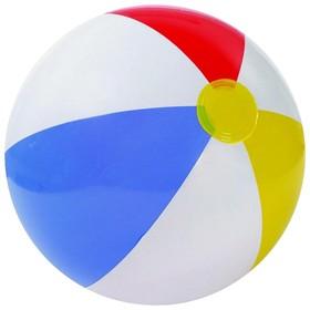 Мяч пляжный «Цветной», d=51 см, от 3 лет, 59020NP INTEX Ош