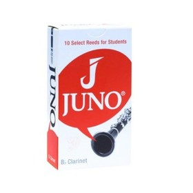 Трости Vandoren JCR0125 Juno для кларнета Bb №2.5 (10шт)