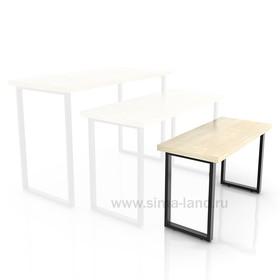 Столешница для стола (900х400), цвет клён (подстолье приобретается отдельно) Ош