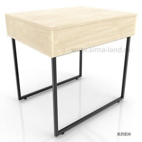Столешница для стола, цвет клён (подстолье приобретается отдельно) Ош