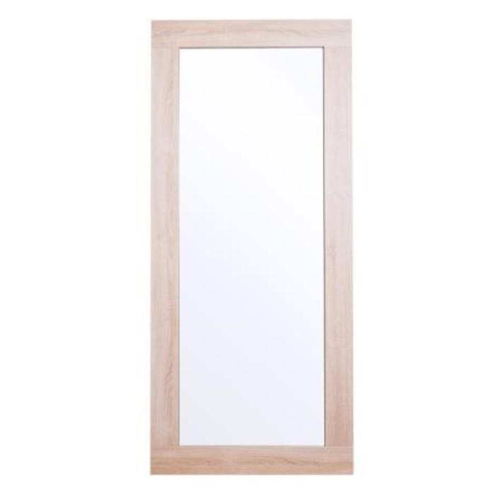 Зеркало Арт, дуб сонома