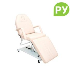Кресло космет 6906 гидравлика, пятилучье, цвет слоновая кость Ош