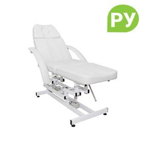 Кресло-кушетка КК-042 электрика, универсальная, цвет белый Ош