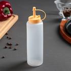 Бутыль для соуса 375 мл, цвет МИКС