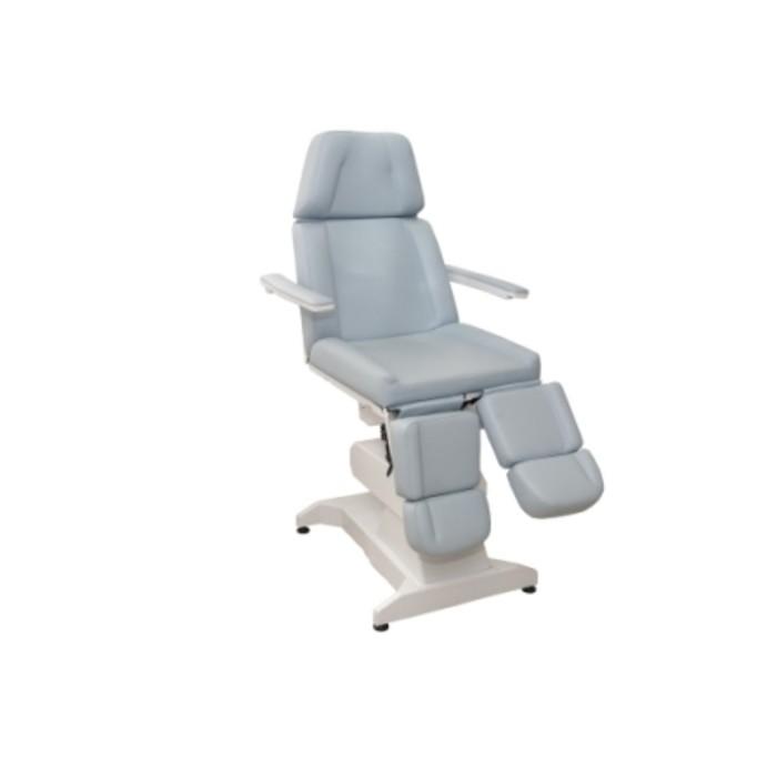 Кресло педикюрное Профи 1, 1 мотор, цвет белый